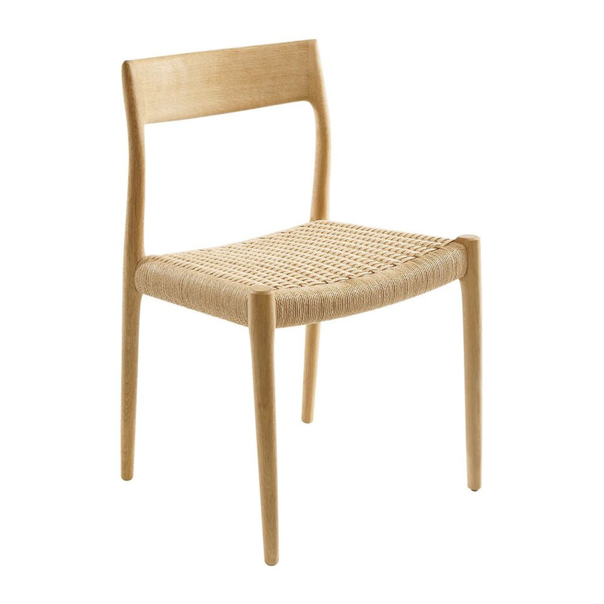 Chaise Nils Mollers 77 Chair By Niels O Moller La Boutique Danoise