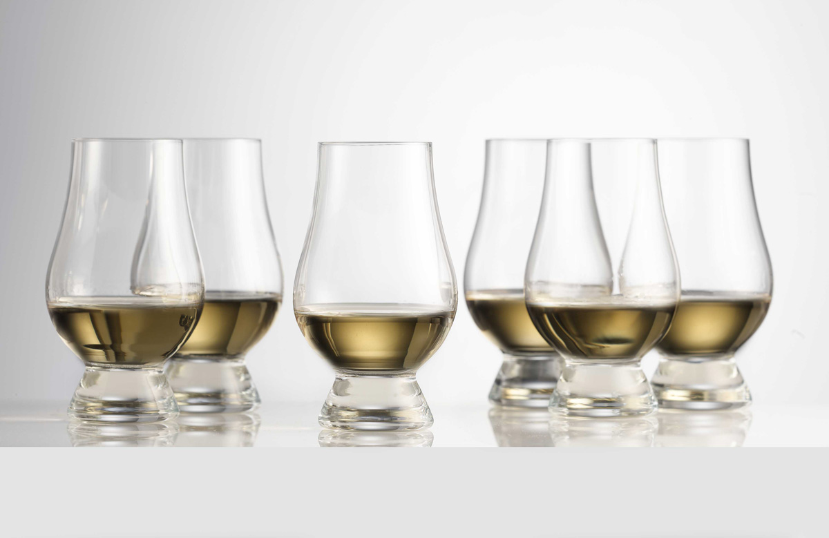 Verre De Whisky Glencairn Whisky Glass 6 Pces