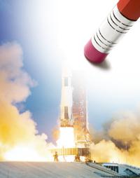 Erased Rocket