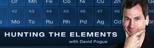 Hunting the Elements logo