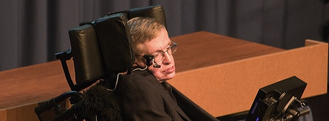 Episode 81 – Bonus Episode! Stephen Hawking comes to town
