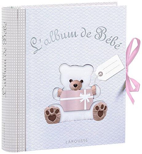 Livre De Naissance L Album De Bebe Larousse La Box De