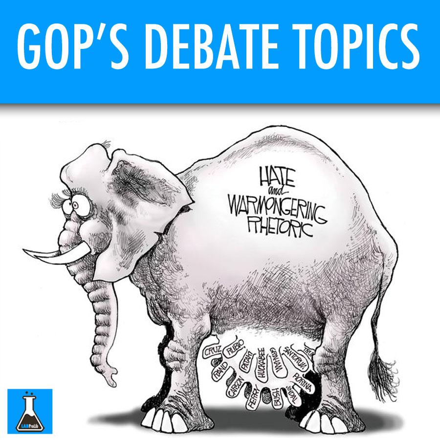 gop's-debate