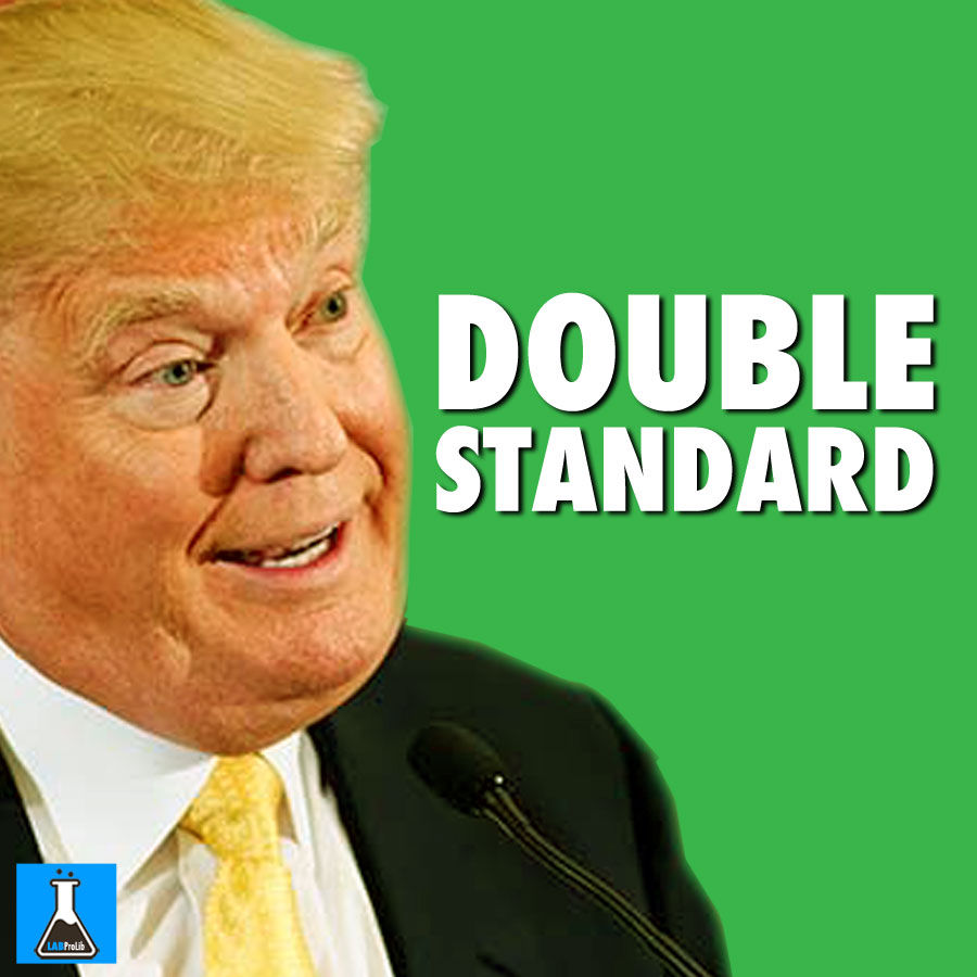 double-standard