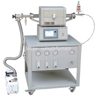 Mini Tube Furnace With Gas Mixing System - Laboratory ...