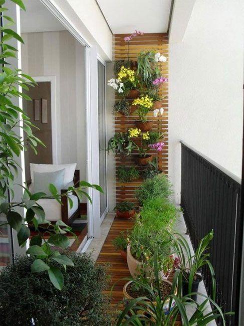 Decoración de terrazas pequeñas - La cartera rota - Decoracion De Terrazas Con Plantas