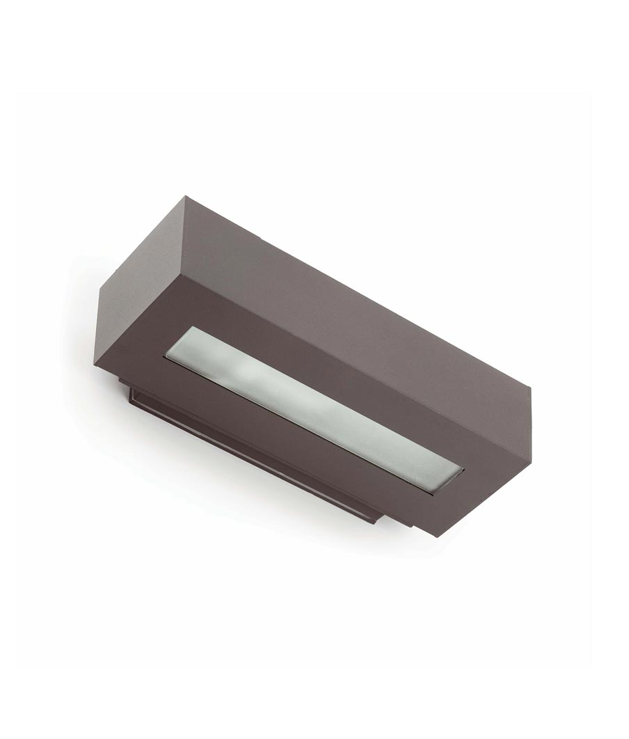Lampara Exterior Pared Aplique De Pared Exterior West 2