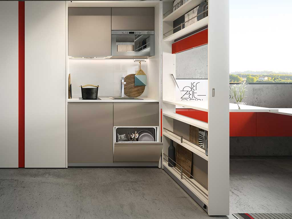 Cucina Angolare Open Space Come Dividere Un Open Space La Casa In Ordine