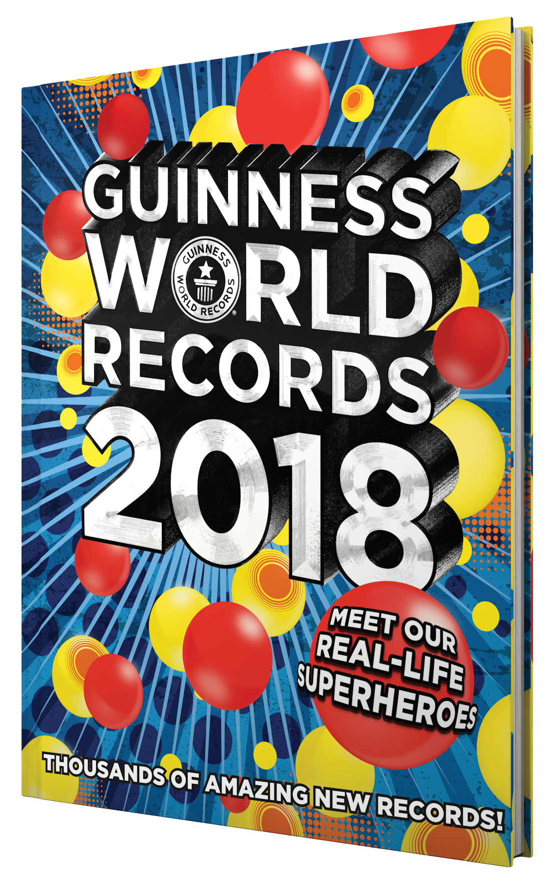 Libro Record Guinness 2017 Book Guiness World Records 2018 Lacase Mu