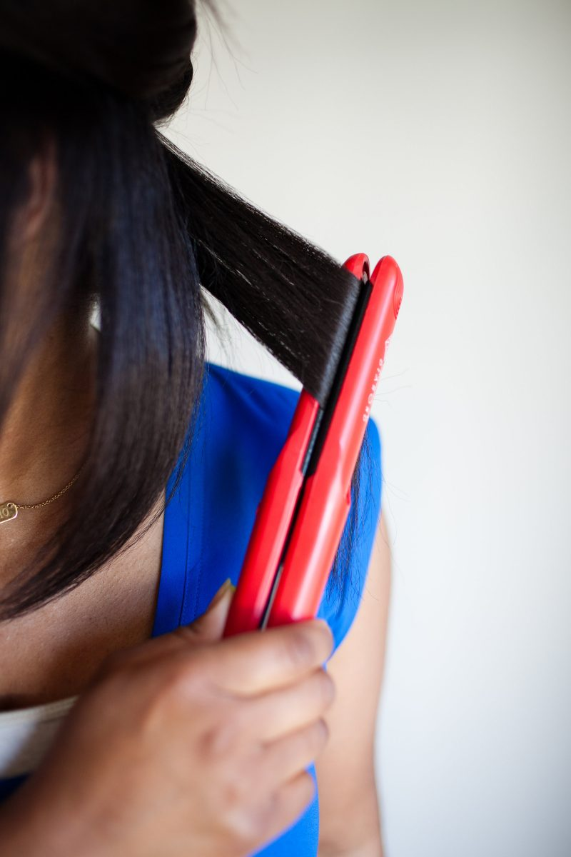 Irresistible Me flat iron product review