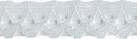 1/2'' White Lace Trim1/2'' White Lace Trim