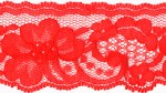 1 7/8'' Miami Red Lace Trim1 7/8'' Miami Red Lace Trim