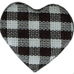 3/4'' by 3/4'' Checkered Heart Applique - 4 Colors3/4'' by 3/4'' Checkered Heart Applique - 4 Colors
