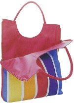 12'' by 15'' Reversible Summer Bag12'' by 15'' Reversible Summer Bag