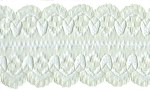 1 3/4'' Pale Yellow Lace Trim1 3/4'' Pale Yellow Lace Trim