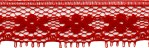 Red - 11/16'' Lace TrimRed - 11/16'' Lace Trim