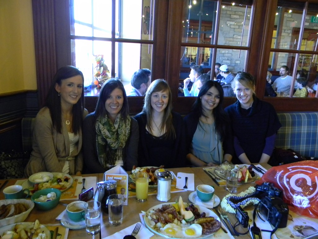 Blogger Brunch and Magazine Review