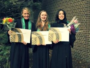 Weekend Recap: Graduation