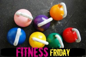 Fitness Friday: the only place you can look normal with neon padded shorts