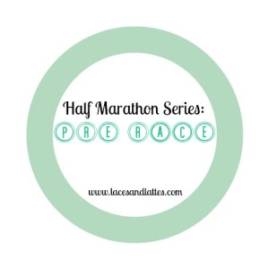 Pre Race Preparation for a Half Marathon