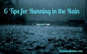 Running in the Rain