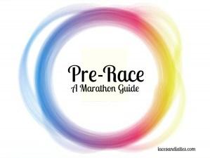 The Marathon – Pre-Race