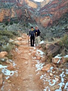 Trek into the Canyon