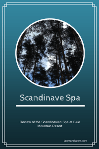 Scandinavian Spa at Blue Mountain