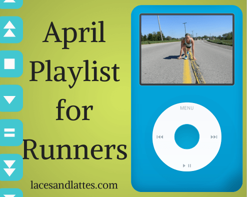 April Playlist for Runners