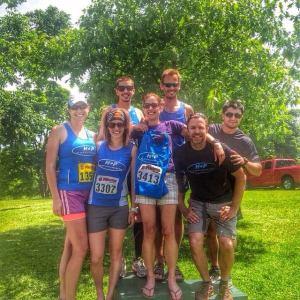 Race Report: 5 Peaks Heart Lake Trail Race