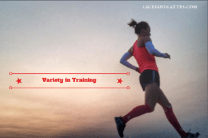 Variety in Running Training