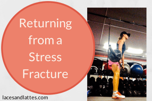 Returning from a Stress Fracture