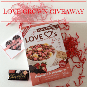 Momentum Monday: Love Grown Giveaway