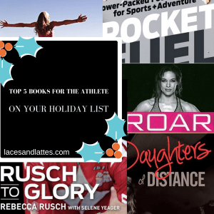 Top Five Books for the Athlete on Your Holiday List