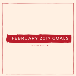 Goals for February and a Challenge for YOU