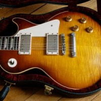 Test Guitare : Les Paul Pearly Gates Gibson