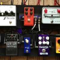 Test Lumix GH2 - Lucy's Drive / Pimento / Plextortion / Torpedo CAB (@twonotesaudio)