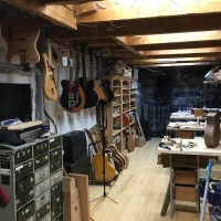 Martin Tremblay : visite atelier luthier 2/2