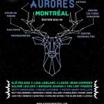 Festival Aurores Montreal