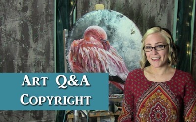 Art Q&A copyright