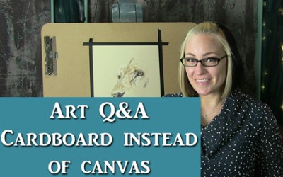 Art Q&A – upcycling and art