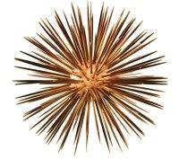 Sea Urchin Lamp - Large Round   LaCor Furniture