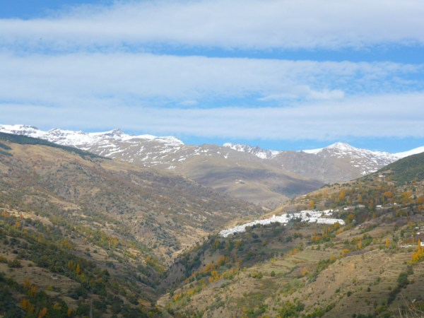 Capileira, la Alpujarra granadina