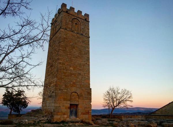 Castillo, Sos del Rey Católico