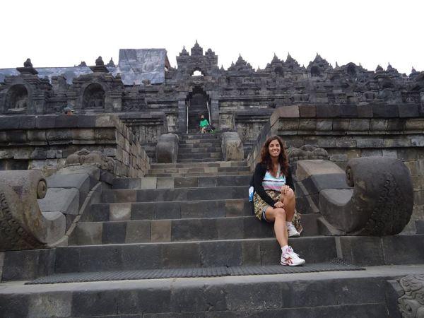 Mi primera vez en Asia