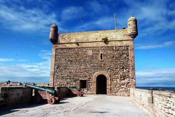 Qué ver en Essaouira: la fortaleza