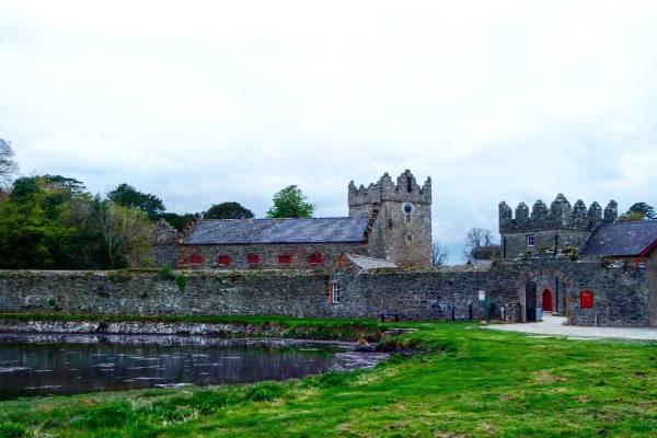 Castillo de Invernalia, Juego de Tronos en Irlanda del Norte