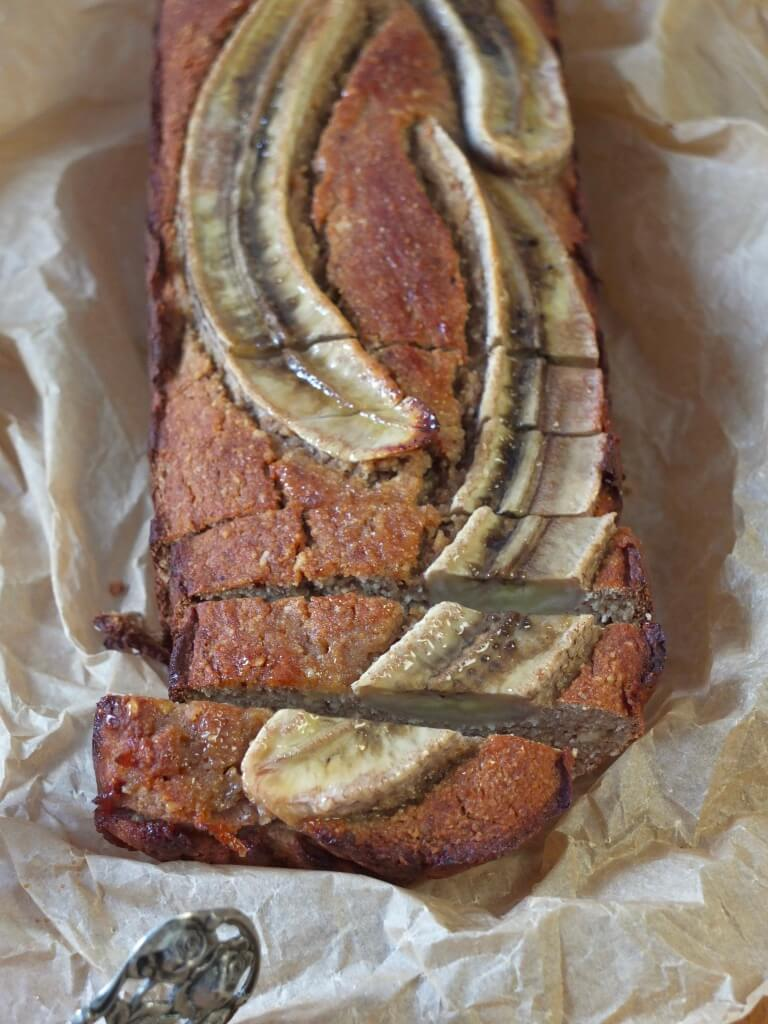 Bananenbrot Vegan Ohne Zucker The One And Only Bananenbrot | Ohne Zucker & Glutenfrei