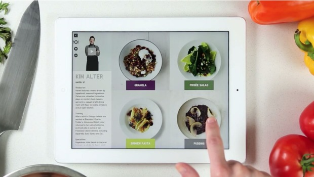 Uniqlo une moda y cocina en una app para ipad la for App para disenar cocinas