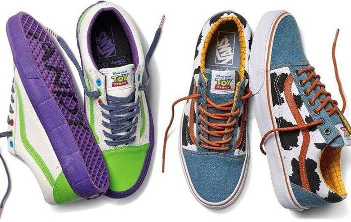 zapatillas vans toy story precio
